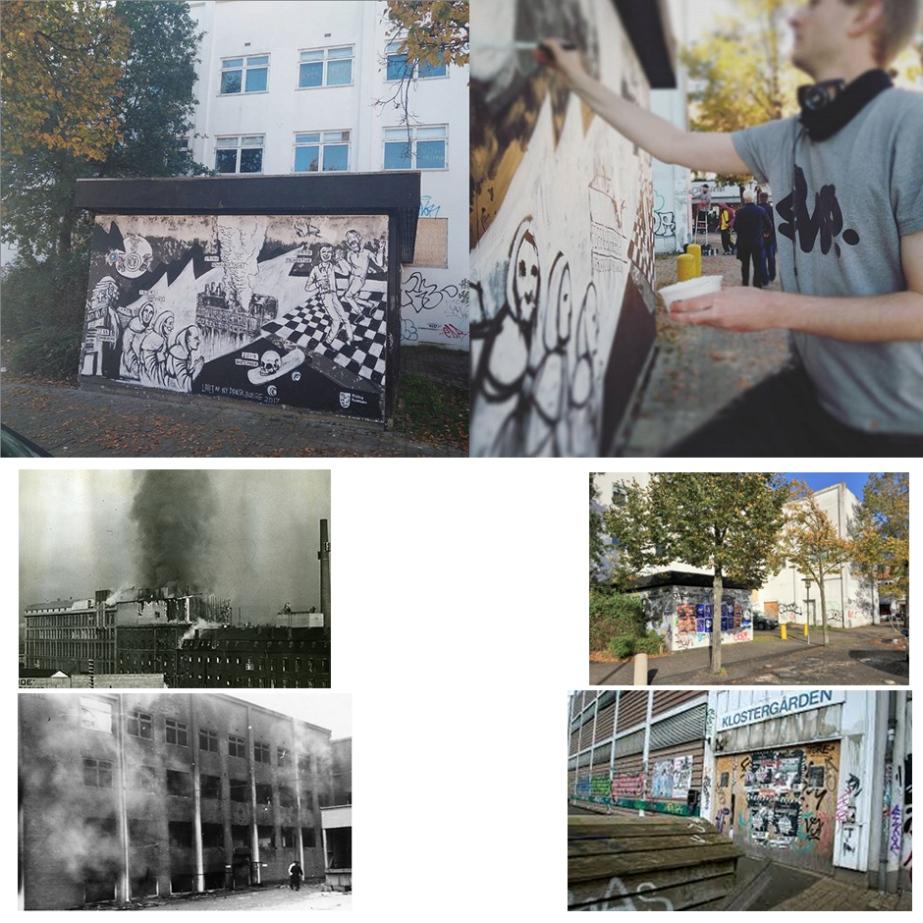 klostergaarden collage